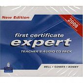 First Certificate Expert New Edition Teacher's Audio CD Pack (4)