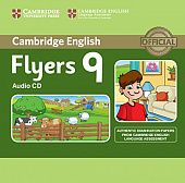Cambridge Young Learners English Tests Flyers 9 Audio CD (Лицензия)