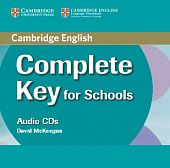 Complete Key for Schools Class Audio CDs (2) (Лицензия)