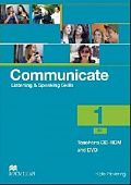 Communicate Level 1 Teacher's CD-ROM + DVD Pack