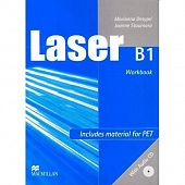 Laser B1 Workbook Without Key (+ Audio CD)