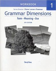 Grammar Dimensions 1: Workbook