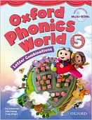 Oxford Phonics World 5 Student Book with MultiROM
