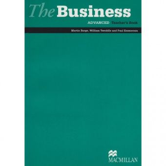 The Business Advanced Teacher's Book