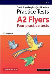 Cambridge English Qualifications Young Learners Practice Tests (Second edition) - Flyers Student's Pack