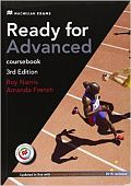 Ready for Advanced Third Edition Student's Book without key + eBook Student's Pack