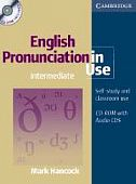 English Pronunciation in Use Intermediate Book with answers and CD-ROM/Audio CDs (4)