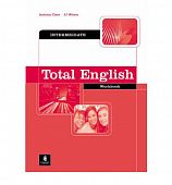Total English Intermediate Workbook without key