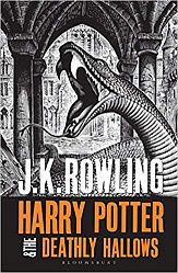 Harry Potter and the Deathly Hallows (Book 7) - New Adult Cover