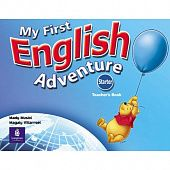 My First English Adventure Starter Teacher's Book