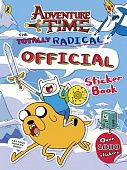 Ladybird: Adventure Time: The Totally Radical Official Sticker Book