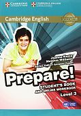 Cambridge English Prepare! Level 3 Student's Book and Online Workbook