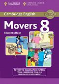 Cambridge Young Learners English Tests Movers 8 Student's Book