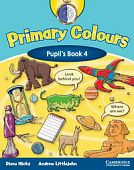 Primary Colours 4 Pupil's Book