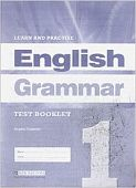 Learn and Practise English Grammar 1 Test Booklet