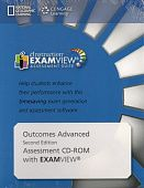 Outcomes Second edition Advanced ExamView CD-ROM