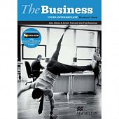 The Business Upper-Intermediate Student's Book (+DVD)