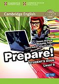 Cambridge English Prepare! Level 6 Student's Book
