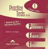 Practice Tests for the PET Class Audio CDs (set of 2)