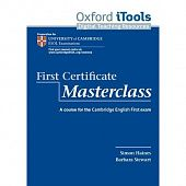 First Certificate Masterclass iTools