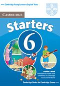 Cambridge Young Learners English Tests Starters 6 Student's Book