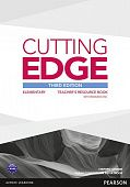 Cutting Edge 3rd Edition Elementary Teacher's Book with Teacher's Resources CD-ROM Pack