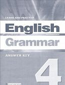 Learn and Practise English Grammar 4 Answer Key