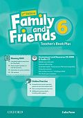 Family and Friends Second Edition 6 Teachers Book Pack