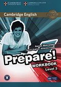 Cambridge English Prepare! Level 3 Workbook with Audio-online
