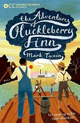 OCC: The Adventures of Huckleberry Finn (Paperback)