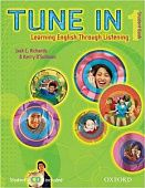 Tune In 1 Student Book with Student CD