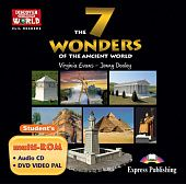 The 7 Wonders of the Ancient World Student's multi-ROM (Audio CD / DVD Video PAL)