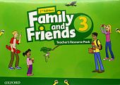 Family and Friends Second Edition 3 Teacher's Resource Pack