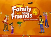 Family and Friends Second Edition 4 Teacher's Resource Pack