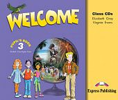 Welcome 3 Class Audio CD (1mp3)