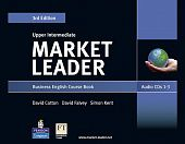 Market Leader 3rd Edition Upper-Intermediate Coursebook Audio CDs (2) (Лицензия)