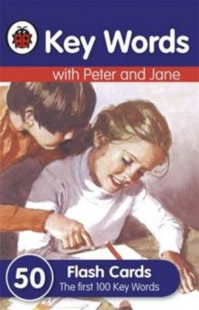 Key Words: Flash Cards with Peter and Jane. Карточки (51)