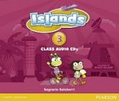 Islands Level 3 Class Audio CD (4) (Лицензия)