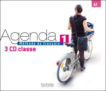 Agenda 1 - CD audio classe (x3) (Лицензия)