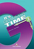 It's Grammar Time 3 Student's Book (with Digibook App)
