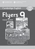 Cambridge Young Learners English Tests Flyers 9 Answer Booklet