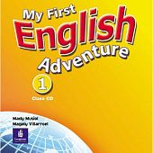 My First English Adventure 1 Class CD