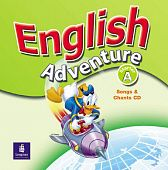 English Adventure Starter A Songs CD