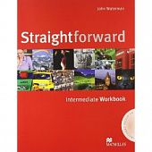 Straightforward Intermediate Student's Book & CD-ROM Pack
