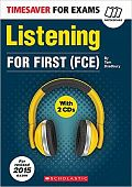 Listening for First (FCE) + Audio CD (2)