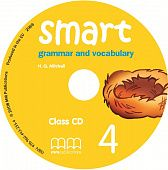 Smart (Grammar and Vocabulary) 4 Class CD
