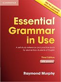 Essential Grammar in Use 3rd Edition  Book with answers