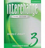 Interchange Third Edition Level 3 Video Activity Book