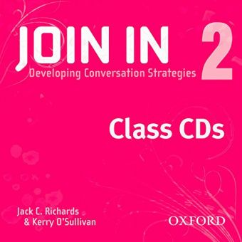 JOIN IN 2 Class CDs