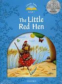 Classic Tales Second Edition: Level 1: The Little Red Hen e-Book & Audio Pack